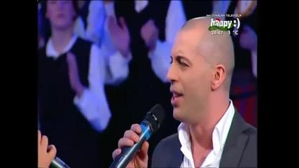 Vesna Zmijanac & Topalko - Kad zamirisu jorgovani - (LIVE) - (Tv Happy 2013)