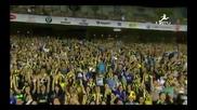 41 000 жени гледат мач на Фенербахче !