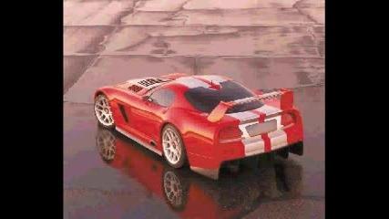 Слайдшоу На Dodge Viper