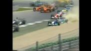 Формула1 - 2002 Season Review - Част 4 [ 9 ]