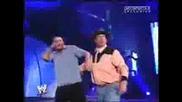 Гробаря плаши до смърт Randy Orton