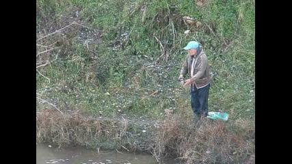 Рибари край Симеоновград