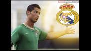 Снимки на Кристияно Роналдо в Реал Мадрид