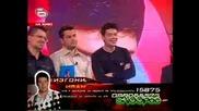 Music Idol 2 - Мнението На Журито За Иван 09.04.2008