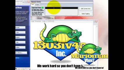 Как да направим лого със дракон