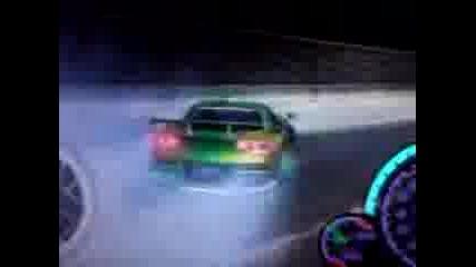 Mazda Rx7 Burnout 2