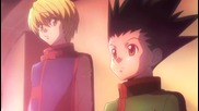 Hunter X Hunter (2011) Episode 18 Eng Hq