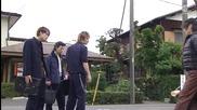 [бг субс] Samurai High School - епизод 6 - 1/2