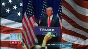 Donald Trump's Running for President