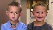 Родители разрешават на 6 г. момче да си направи пластична операция на ушите