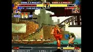 Kof Klub King of Fighters 96 Desperation Moves And Sdms