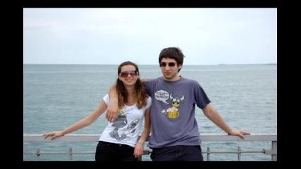 спечелил конкурса: Радост на брега
