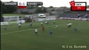 Garra Dembele - 26 goals for Levski 1914