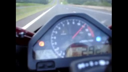 Cbr 1000rr A 300km