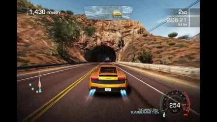 Nfs Hot Pursuit 2010 - Gameplay