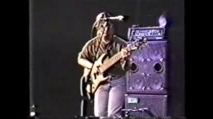 Tony Macalpine Carolina Blue live