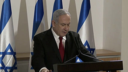 Israel: We will hit back at anyone threatening us, warns Netanyahu