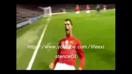 Манчестър Юнайтед - Топ10 гола 2008/09