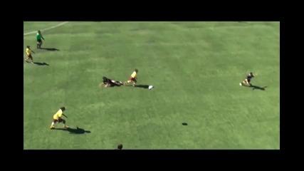 Единадесетгодишни каталунци разкатават Арсенал с тики-така