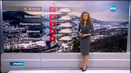 Прогноза за времето (05.02.2015 - централна)