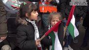 Йерусалим е Палестинска! столица Долу ционистките окупатори!