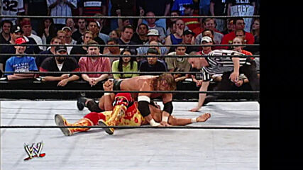 Triple H vs. Hulk Hogan: SmackDown, June 6, 2002 (Full Match)