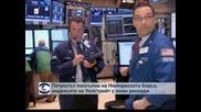 Петролът поскъпна на Нюйоркската борса, индексите на Уолстрийт с нови рекорди