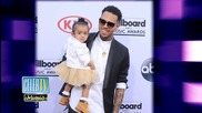 Chris Brown's Baby Royalty Steals the Spotlight