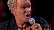 ---billy Idol -u0026 Miley Cyrus - Rebel Yell Live Official Video
