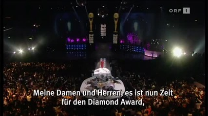 Michael Jackson - We Are The World - World Music Awards (2006)