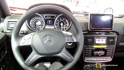 [ 2014 Mercedes - Benz G63 Amg - Carlsson Cg63 Rs ]