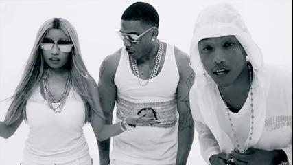 Адска Премиера 2013 •» Nelly Ft. Nicki Minaj Get Like Me ( Официално Видео ) + Превод