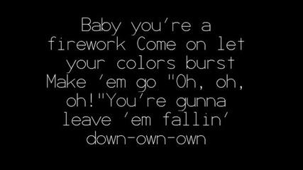 Katy Perry Firework