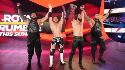 Murphy tastes Championship Gold on RAW: WWE Now India