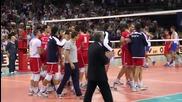 Историческата победна точка за България в Арена Армеец