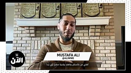 Mustafa Ali speaks about fasting during Ramadan in WWE – WWE AL AN