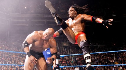 Bobby Lashley vs. Booker T – King of the Ring Final: Judgment Day 2006 (Full Match)