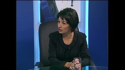 Десислава Атанасова: Не може да има кабинет без участие на партийни лидери в него