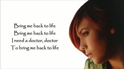Dr. Dre - I Need A Doctor (feat. Eminem _ Skylar Grey) Lyrics Video Hd