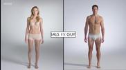 Модата отпреди 100 години до днес: момичета и момчета