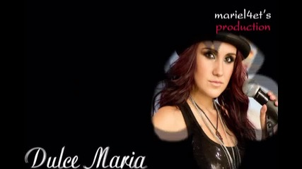 Dulce Maria - part of collab