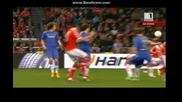 Бенфика 1-2 Челси, финал в Лига Европа