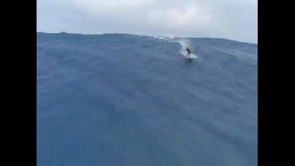Огромна вълна