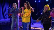 Dua Lipa - Idgaf ft. Charli Xcx Zara Larsson M Alma in the Live Lounge