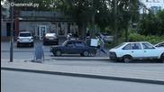 Транспортиране на хладилник по Руски