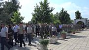 Изпратиха с почести пилотите, загинали при падането на хеликоптер край Пловдив
