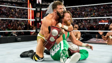 The story behind Hawkins & Ryder's WrestleMania moment: WWE 24 extra