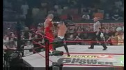 Mem vs Beer Money/ Aj Styles - Impact 16.07.09
