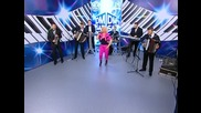 Vera Matovic - Bravo mlada seceru - (LIVE) - Sto da ne - (TvDmSat 2009)