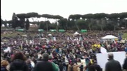 Italy: Thousands protest same-sex civil unions in Rome